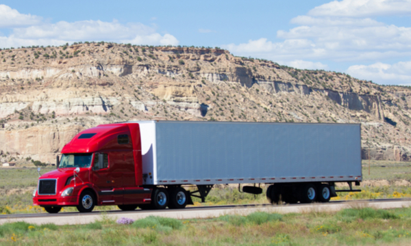 Commercial Trucking_Semi